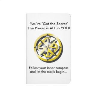 Got the Secret - Pocket Journal