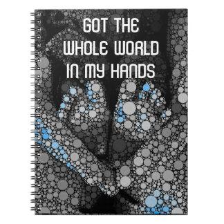 Got The Whole World Notebooks