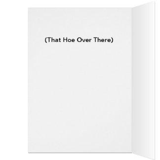 Got Thot? Greeting Card