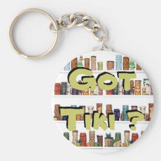 Got Tiki ? Keychains