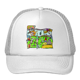 Got To Party 50th Birthday Gifts Trucker Hat