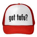 got tofu? hat