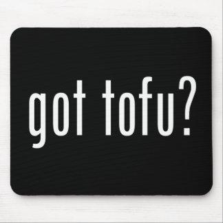 Got Tofu? Vegan Vegetarian Protein! Mouse Pads