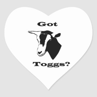 Got Toggs Stickers