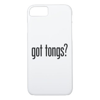 got tongs iPhone 8/7 case