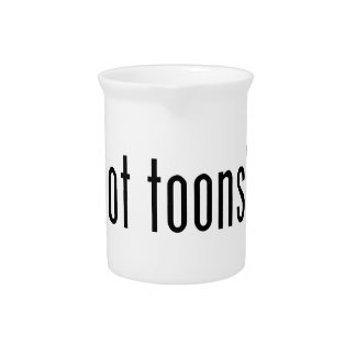 got toons? drink pitchers