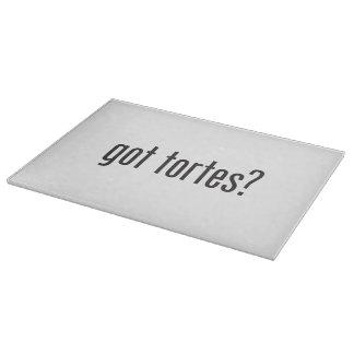 got tortes cutting board
