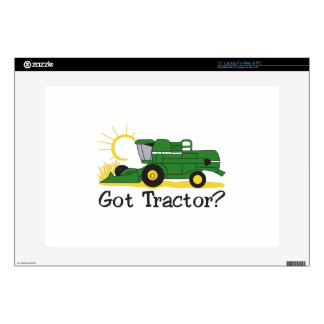 Got Tractor? Skin For Laptop