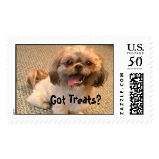 Got Treats? Postage
