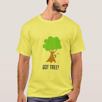 GOT TREE? (yellow) T-Shirt