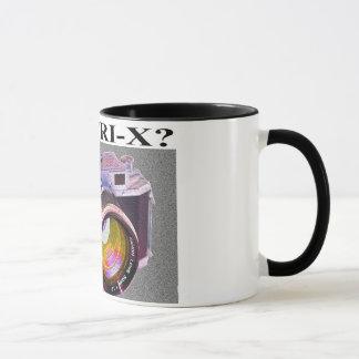 GOT TRI-X? Canon Range Finder Camer with f1.2 Lens Mug