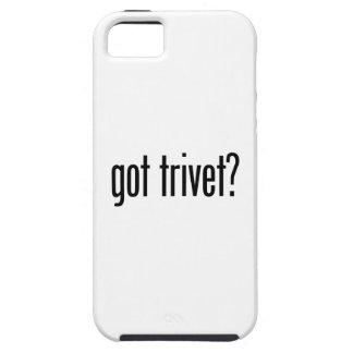 got trivet iPhone 5 covers