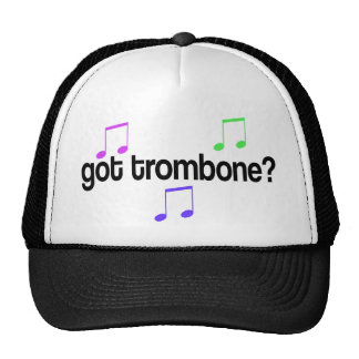 Got Trombone Trucker Hat