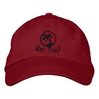 """""""Got Trop?"""" Hat Baseball Cap"""