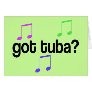 Got Tuba Music Gift Card