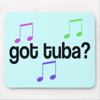 Got Tuba Music Gift Mouse Pad