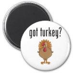 Got Turkey? Refrigerator Magnets