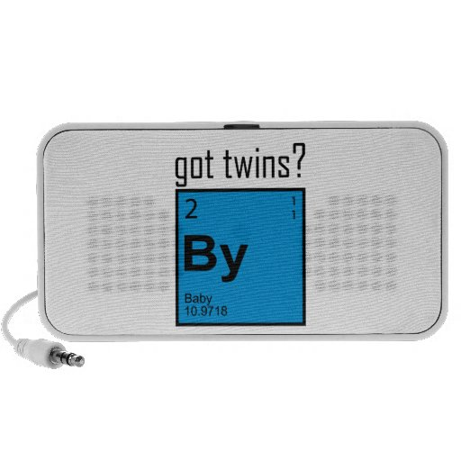 Got Twins Element Speakers!