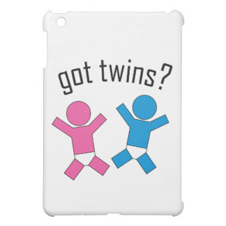 Got Twins? iPad Mini Covers
