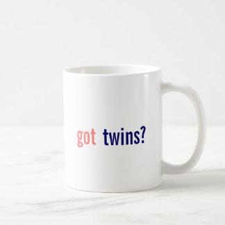 Got Twins? Mug (pink and blue)