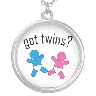 got twins necklace