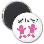 Got Twins? Refrigerator Magnets
