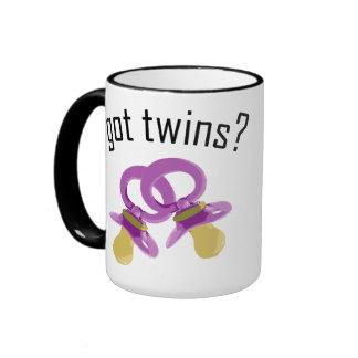 Got Twins? Ringer Mug