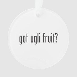 got ugli fruit