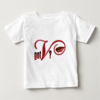 Got V - Vampire Blood Baby T-Shirt