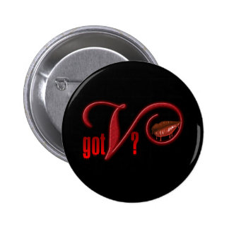 Got V - Vampire Blood Button