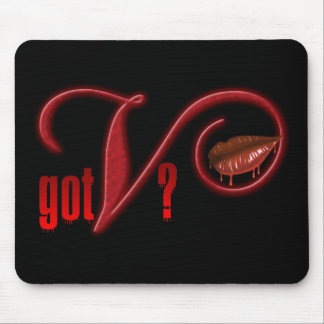 Got V - Vampire Blood Mouse Pad