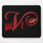 Got V - Vampire Blood Mousepads
