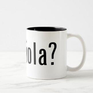 got viola? mug