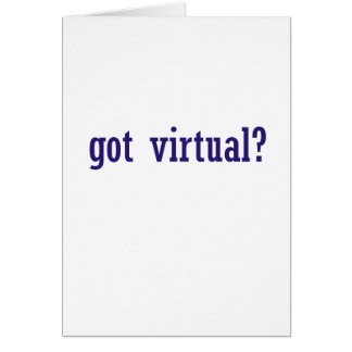 got virtual? card