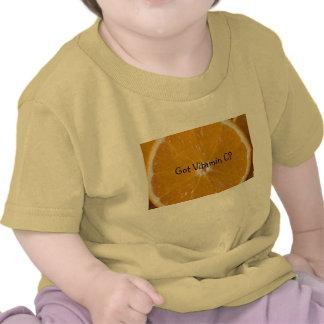 Got Vitamin C? T Shirts