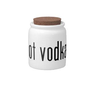 got vodka? candy jar