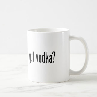 got vodka coffee mug