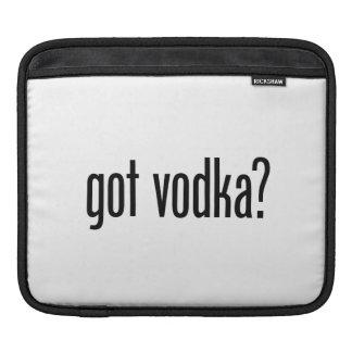 got vodka iPad sleeve