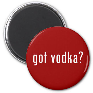 got vodka? magnet
