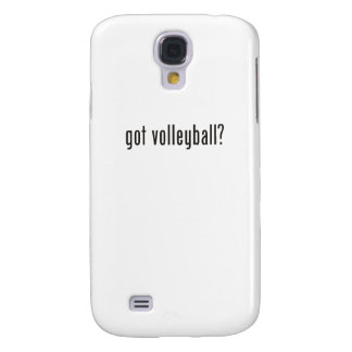 got volleyball? galaxy s4 cover