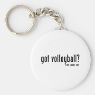 Got Volleyball? Keychain