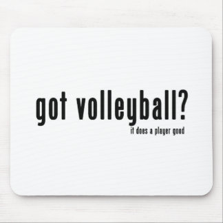 Got Volleyball? Mouse Pad