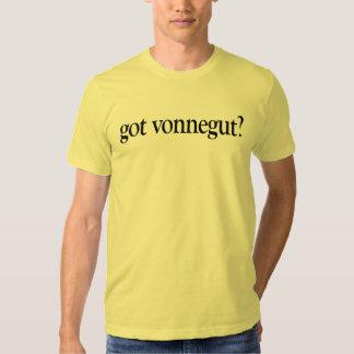 Got Vonnegut Tshirt
