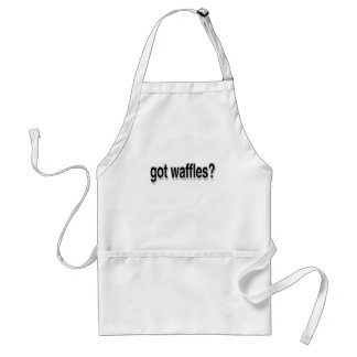 Got Waffles Adult Apron