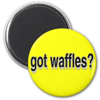 Got Waffles Magnet