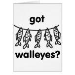 got walleyes card