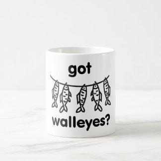 got walleyes coffee mug