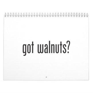 got walnuts calendar