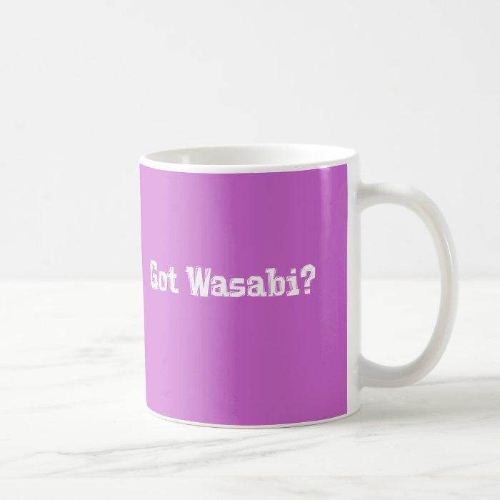 Got Wasabi Gifts Coffee Mug