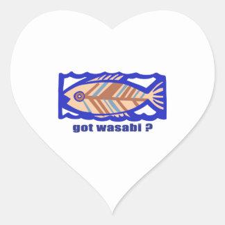 GOT WASABI?